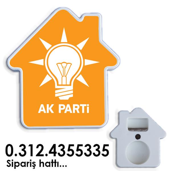 AKP Şişe Açacağı