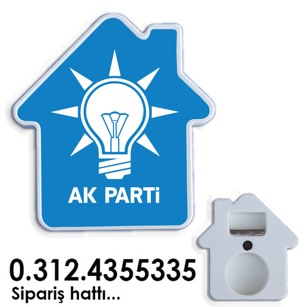 AK Parti Magnet Açacak