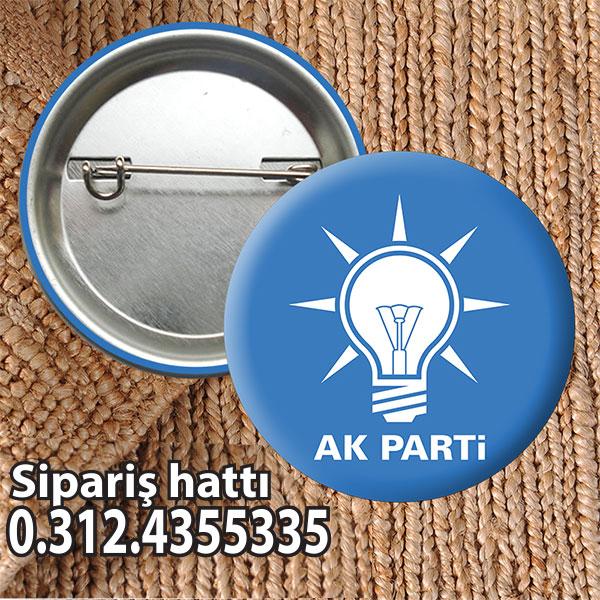 AK Parti Rozeti