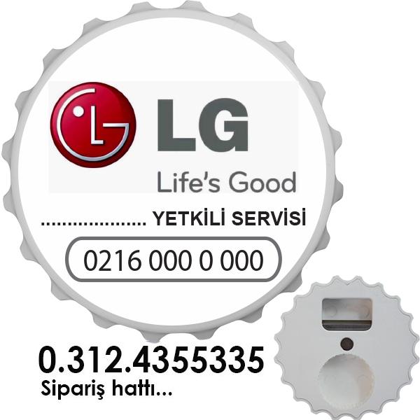 Magnet Şişe Açacağı LG