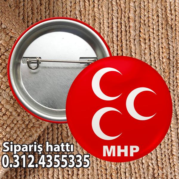 MHP Buton Rozet