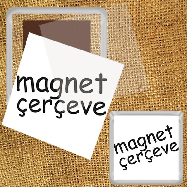 Magnet Çerçeve